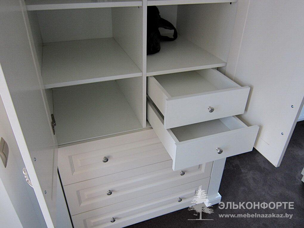 Гардеробный шкаф Лайф
