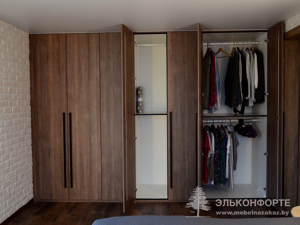 Гардеробный шкаф Вудстайл