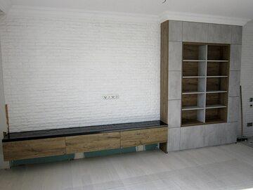Мебель в гостиную Сильвия