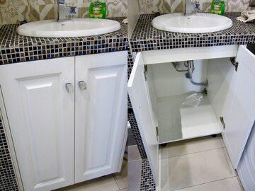 Мебель в ванную Макс