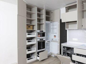 Линейная кухня Смузи