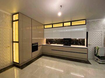 Угловая кухня Медина